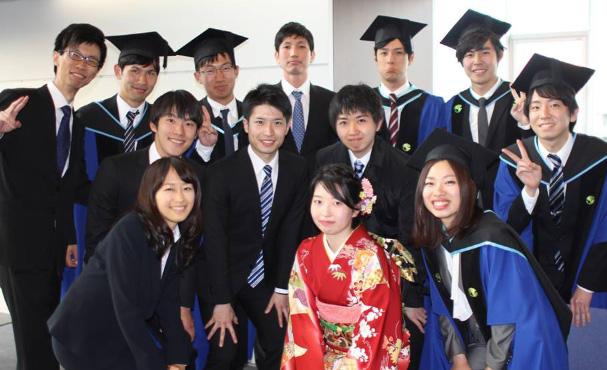 期待される卒業生像